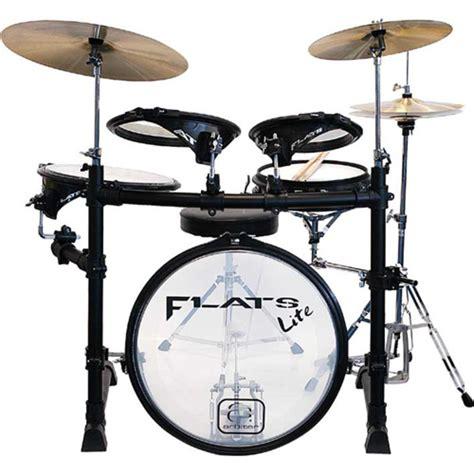 Rack Drum disc arbiter flats lite drum kit rack mount at