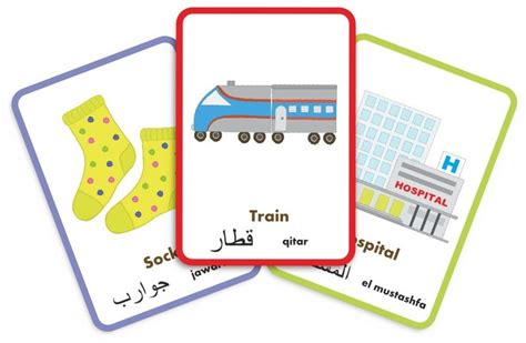 Returning Items Purchased With Gift Card - little ummah arabic words flash cards little ummah islamic toy shop