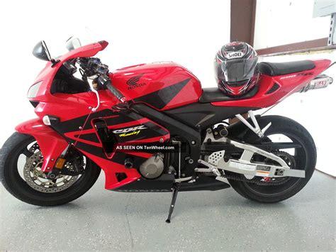 black honda motorcycle 2006 black honda cbr rr motorcycle