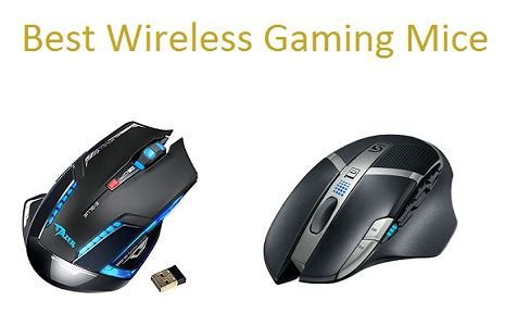 best wireless gaming mice top 10 best wireless gaming mice in 2018 techsounded
