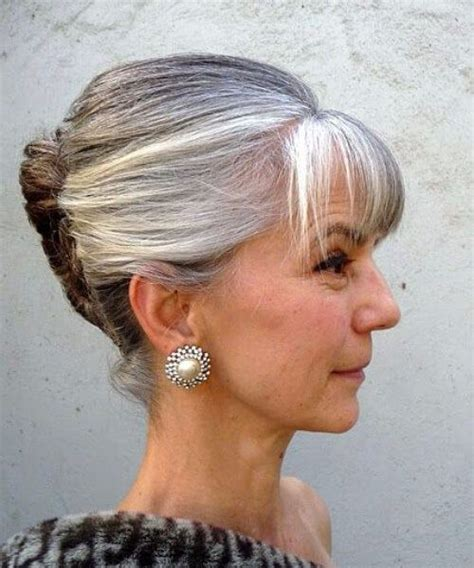 loose updo 50 year old women updo hair style 25 best ideas about retro updo hairstyles on pinterest
