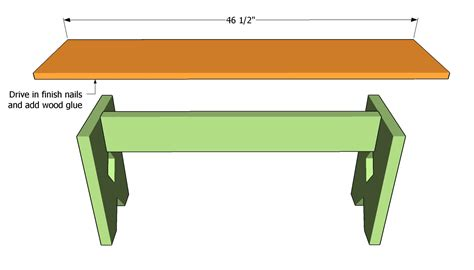 seating bench plans pdf plans for wood bench seat plans free