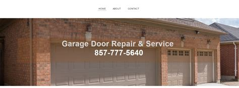 Boston Garage Door Repair Marketplace For Sale
