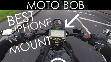 lock the best motorcycle iphone handlebar mount