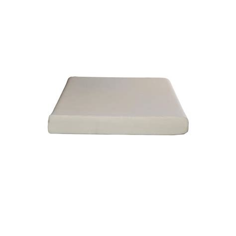 Do Memory Foam Mattresses Come Rolled Up by Simmons Siesta 3 In Blue Size Memory Foam Roll Up