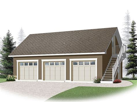 detached carport plans detached 3 car garage plans woodworking projects plans