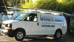 san francisco bay area united v i plumbing offering 15