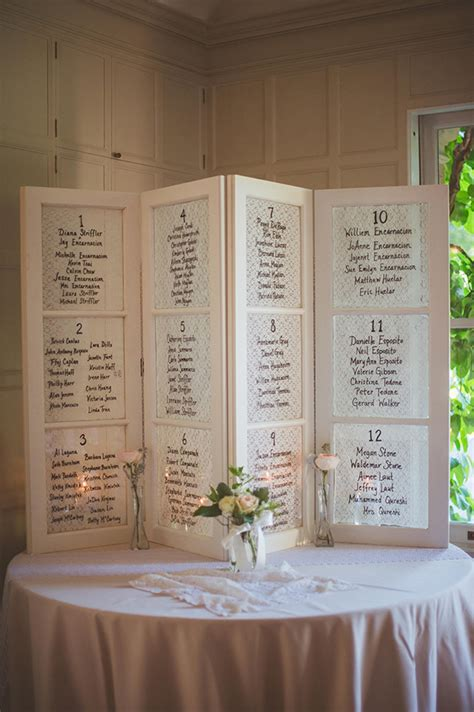 wedding table seating plan 30 most popular seating chart ideas for your wedding day