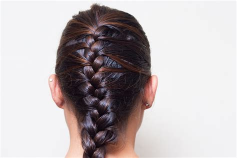wikihow braid how to french braid 15 steps with pictures wikihow