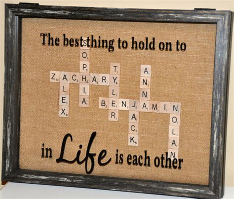 can names be used in scrabble custom scrabble tile family shadow box by frameanameco on etsy