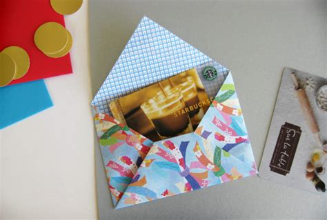 Origami Gift Card - how to make an origami easy visa gift cards make
