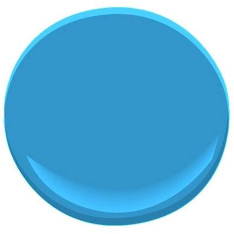 ocean blue paint clearest ocean blue 2064 40 paint benjamin moore