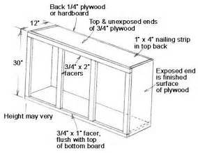Plans For Building Kitchen Cabinets Woodworking Build Kitchen Cabinets Plans Diy Pdf Download