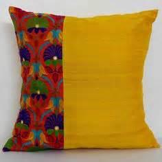 Bantal Sofa Mandala 1 brocade patchwork cushion cover assorted colours 40 x