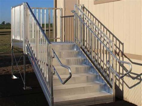 stairs  sale portable aluminum stairs express ramps