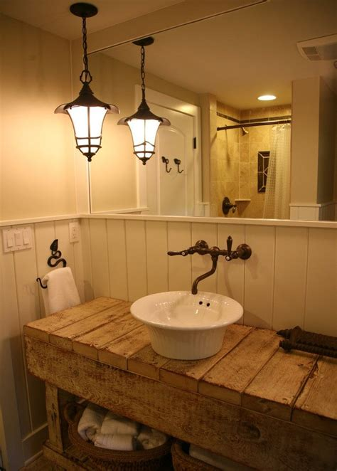 Design House Cottage Vanity | 25 best ideas about rustic bathroom vanities on pinterest small rustic bathrooms small