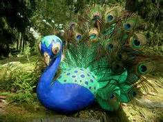 How To Make A Paper Mache Peacock - 1000 images about paper mache is cartapesta on