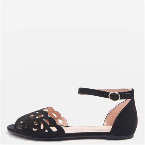 topshop flat shoes 25 topshop shoes topshop hoop black laser cut flat