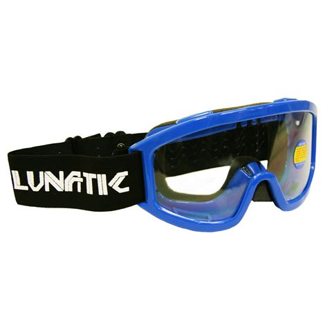 youth motocross goggles lunatic youth goggles mx atv motocross dirt bike