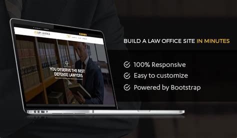 bootstrap themes lawyer lawyer and attorney bootstrap theme hot bootstrap