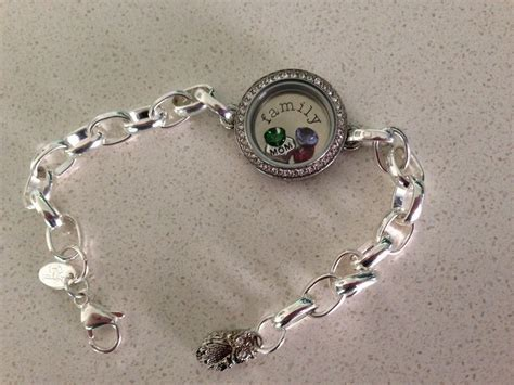Origami Owl Bracelet - origami owl lockets by tracy