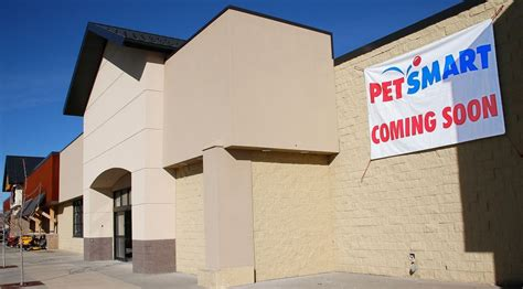 petsmart building second billings store in heights