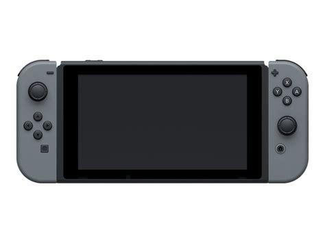 Nintendo Switch Con Gray nintendo switch with gray con console gray