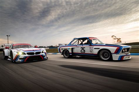 livery bmw bmw z4 gtlm wearing 3 0csl livery unveiled autoevolution