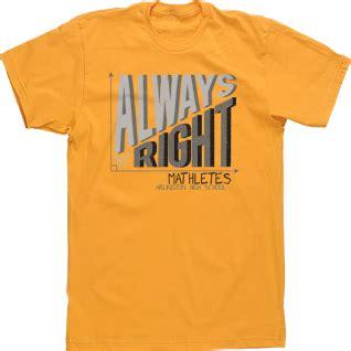design a math shirt image market student council t shirts senior custom t