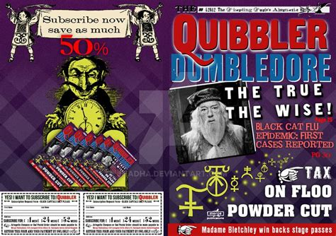 printable quibbler cover quibbler cover by jhadha deviantart com on deviantart
