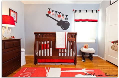 rock and roll bedroom ideas a rock and roll nursery story