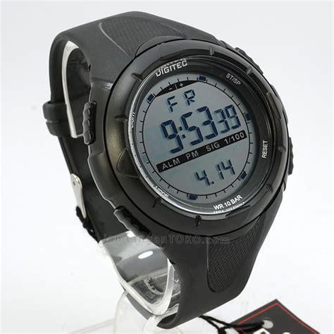 Digitec 3019 Black jam tangan pria digitec time c414 original daftar