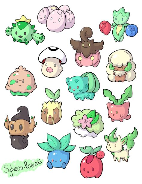 Types Of Stickers In Grass