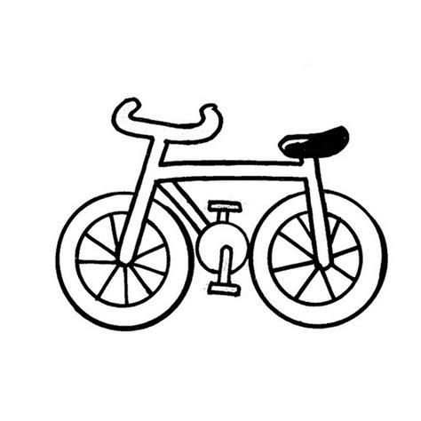 imagenes de bicicletas faciles para dibujar ni 241 o en bicicleta dibujo imagui