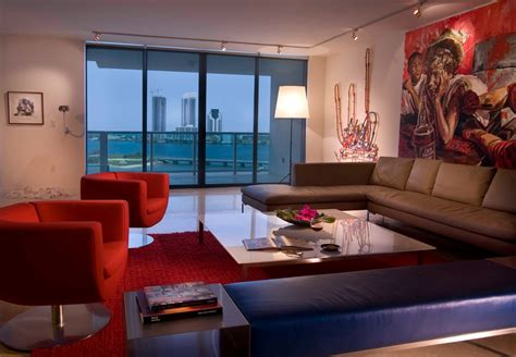 the living room miami futuristic home decor and finishes inspired by the designs