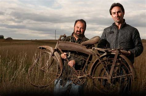 american pickers inherited values