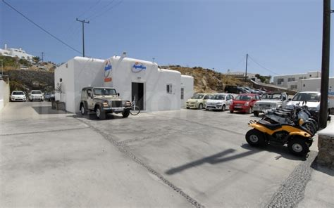 Rent A Car Mykonos Port by Apollon Rent A Car Rent A Car Bike Travelling In