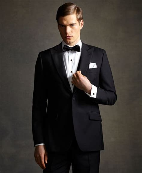 the great gatsby tuxedo brooks brothers the great gatsby collection peak lapel