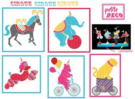 Decor Cirque A Imprimer by Theme Quot Place Au Cirque Quot 1 Et 2 Et 3 Doudous Patrons