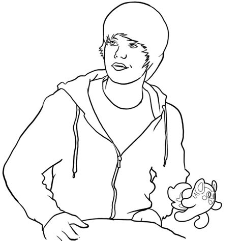 coloring now 187 blog archive 187 justin bieber coloring pages