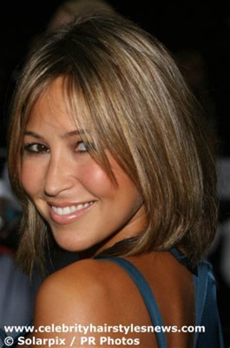 rachel haircut instructions rachel stevens heather marsden shag hair style with
