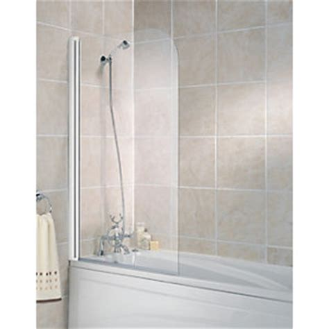 bath shower screens b q bath screens shower screens wickes
