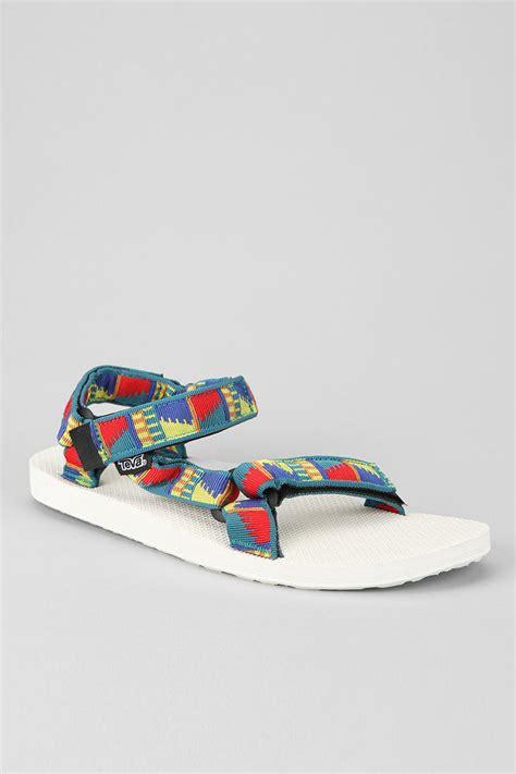 teva universal sandal lyst outfitters teva x uo original universal