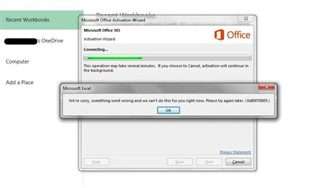 Office 365 Activation by The Trouble With Office 365 Activation 37prime