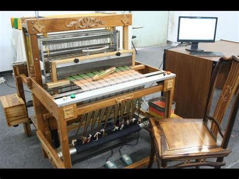 V Tenun cara membuat kain tenun rayon atbm alat tenun bukan mesin