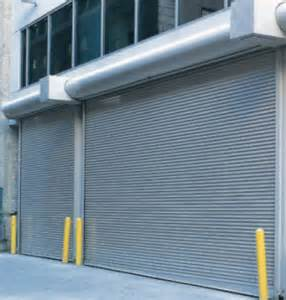 Overhead Rolling Doors Architect S Corner