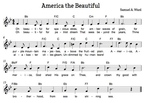 An American Song American Folk Songs Beth S Notes