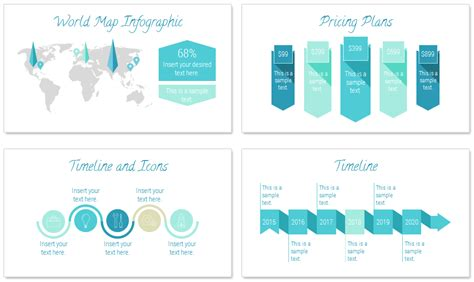 abstract watercolor powerpoint template presentationdeck com
