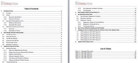 on demand do 178 do 254 arp templates checklists