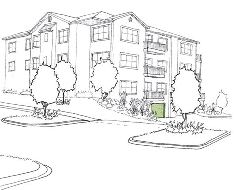layout and density of building new designs for growth guidebook residential high